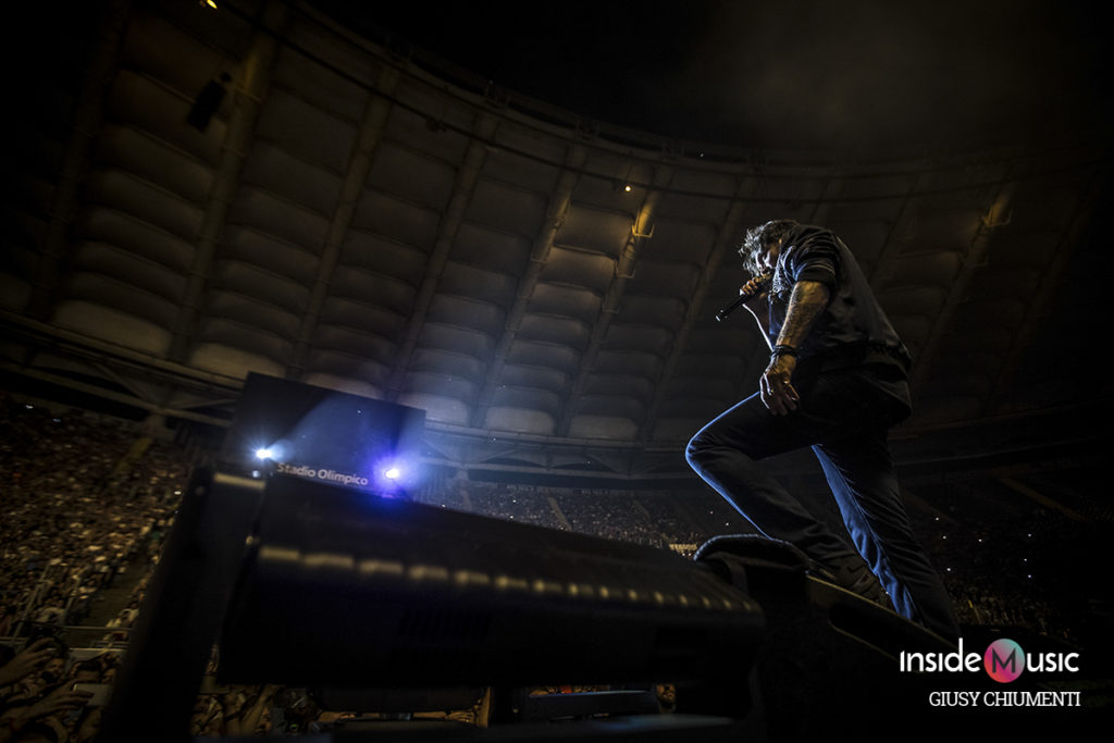 Fabrizio Moro Stadio Olimpico