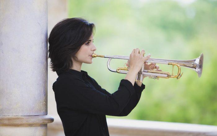 Andrea Motis, pomigliano jazz festival