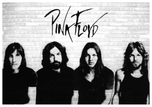 Pink Floyd, cinque canzoni dei Pink Floyd, David Gilmour, Roger Waters,