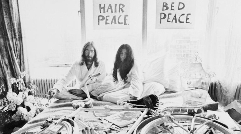 John Lennon, Yoko Ono, Beatles
