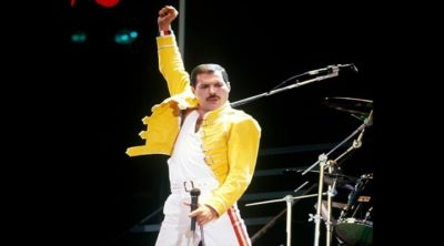 living on my own, freddie mercury