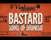 The Bastard Sons of Dioniso Live