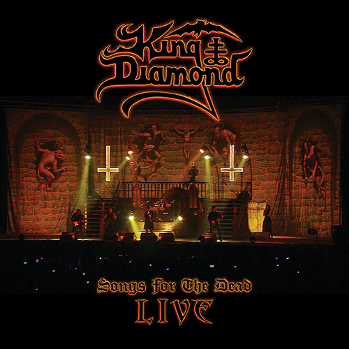 songs from the dead live king diamond recensione