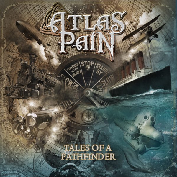 ATLAS PAIN tales of a pathfinder recensione