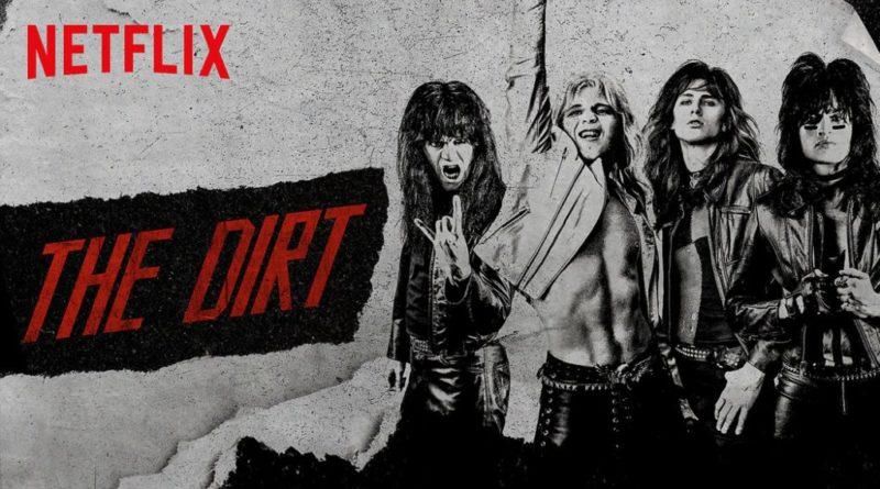 the dirt motley crue recensione colonna sonora