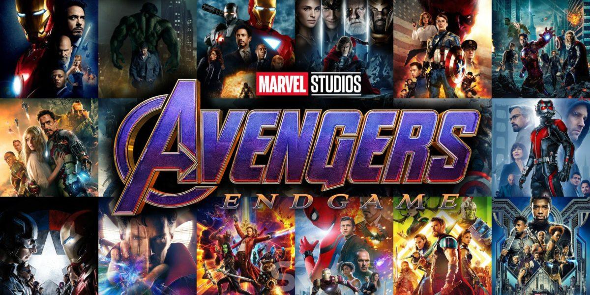 avengers playlist, avengers: endgame ritorno al cinema