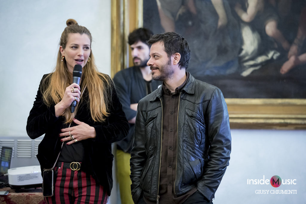 Conferenza stampa Rock in Roma 2019