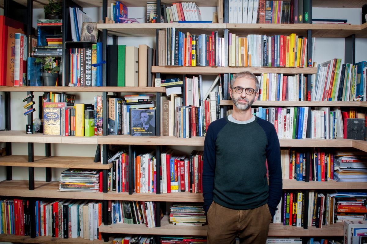 Comicon, Matteo Stefanelli