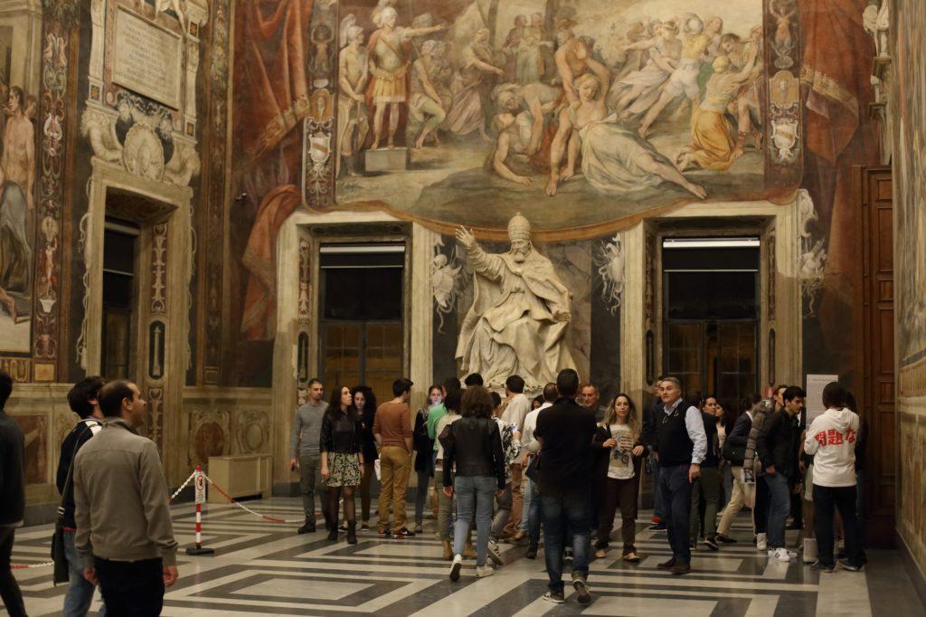 notte dei musei roma