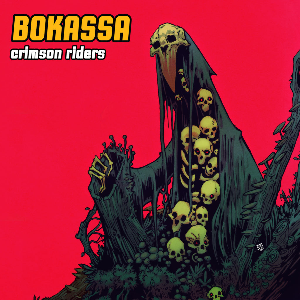 Crimson Riders intervista - Bokassa recensione
