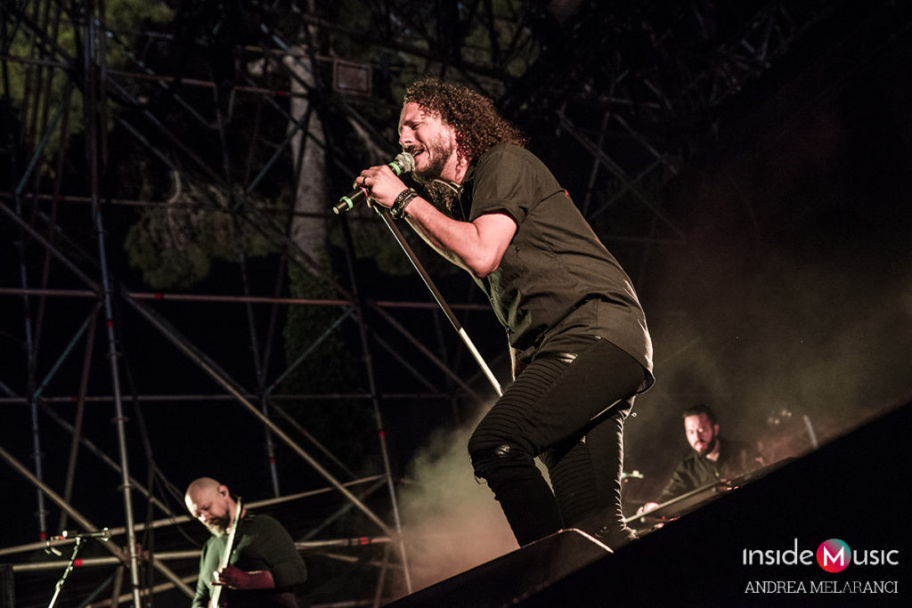 haken photogallery live report rock in roma