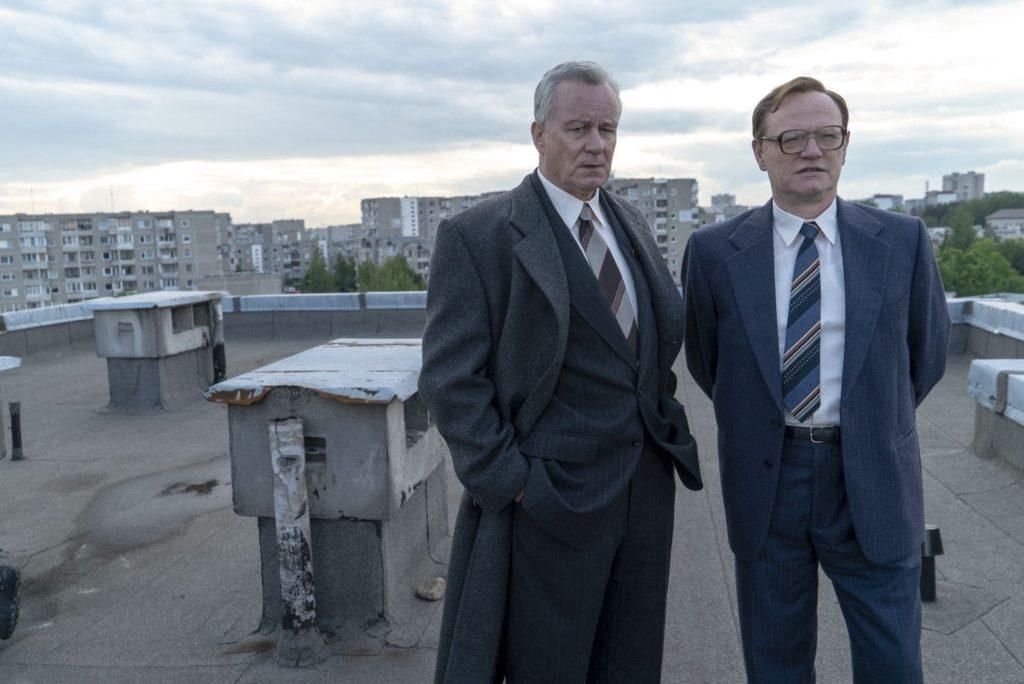 Chernobyl miniserie recensione