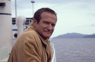 robin williams morte carriera