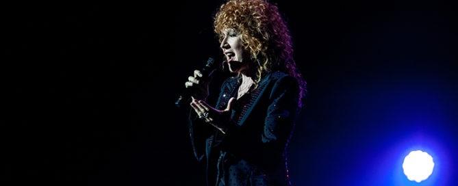 Fiorella Mannoia live al Teatro Colosseo di Torino
