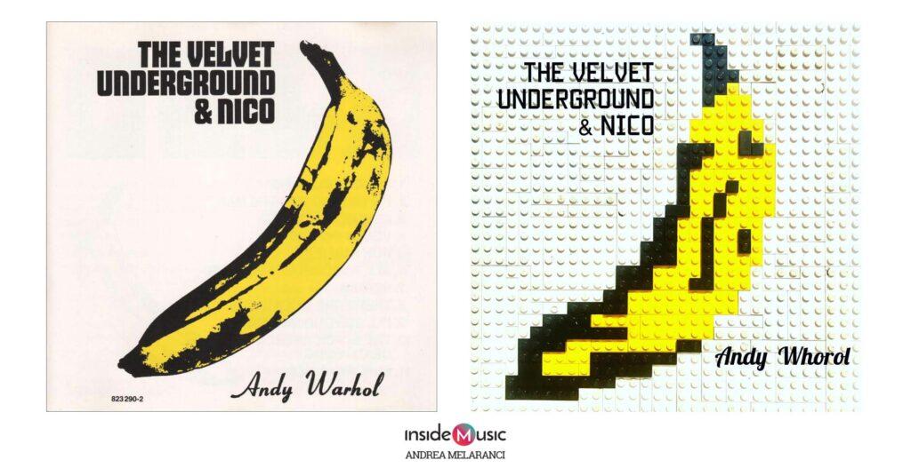The Velvet Undergruond & Nico - Cover Lego