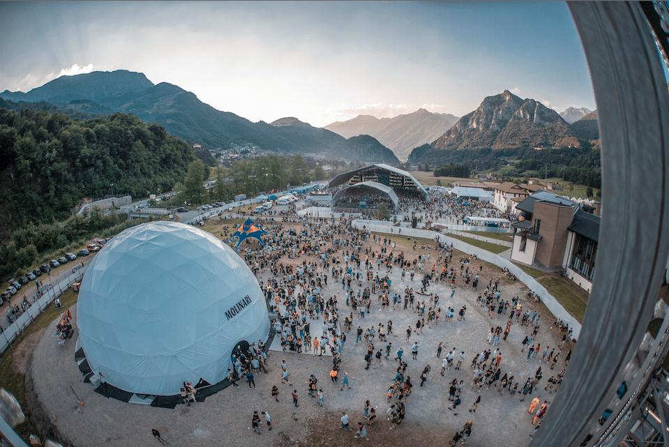 nameless festival