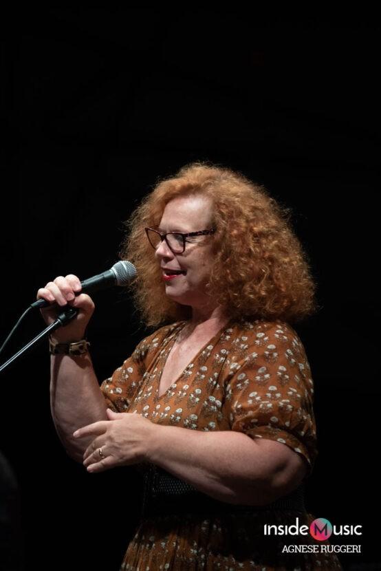 Sara Jane Morris_Casa del Jazz_Agnese Ruggeri_8
